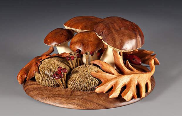 woodstuff24 Невероятные вещи из дерева