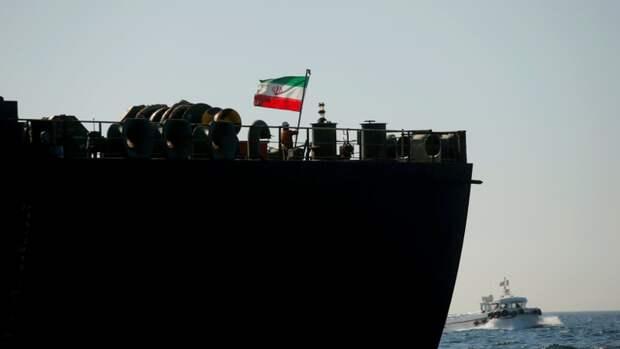 Четвертый иранский танкер стопливом пришел вВенесуэлу