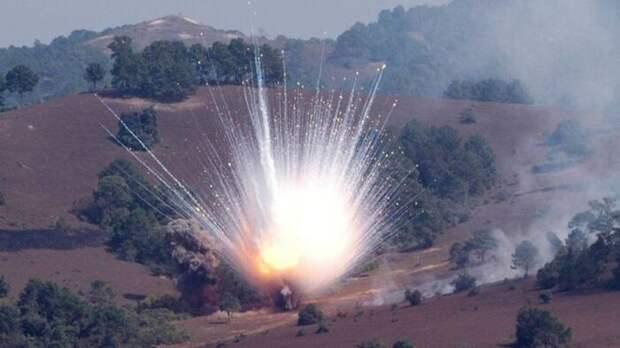 Le Point: есть видеодоказательство применения фосфорного оружия в Нагорном Карабахе