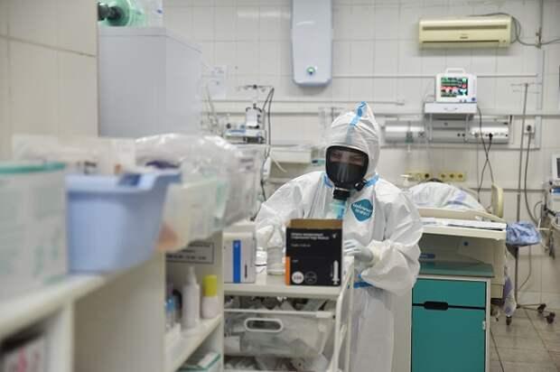 Число ковид-пациентов на Кубани превысило 35 тысяч человек