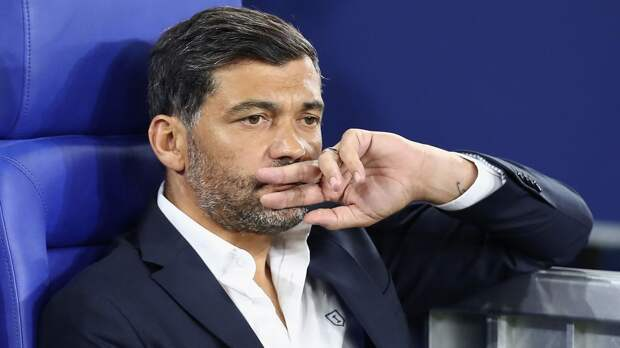 Главный тренер «Порту» Консейсау дисквалифицирован на 3 недели за оскорбление арбитра