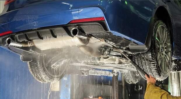 Надо ли мыть днище автомобиля после зимы ⁉