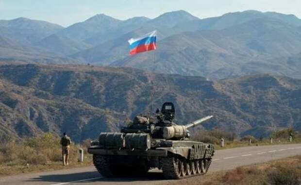 Россия развернула вАрмении дополнительные пограничные посты