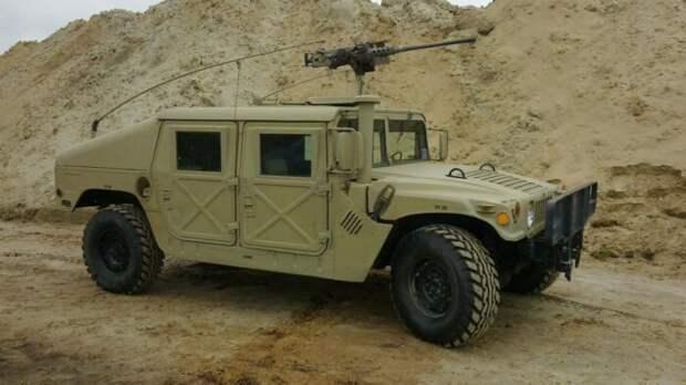 Талибы с помощью советского ПТРК превратили бронеавтомобиль США в кабриолет