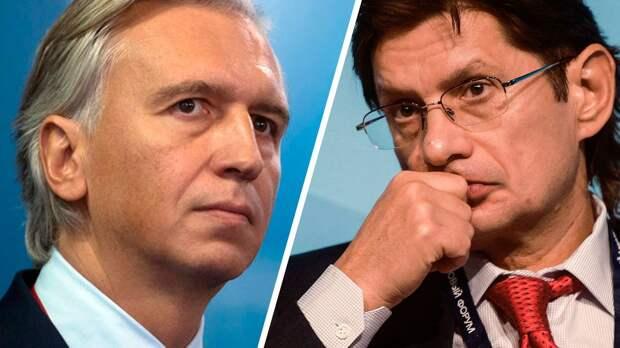 Федун требовал от Дюкова уволить главу проекта VAR в России. РФС не намерен это делать