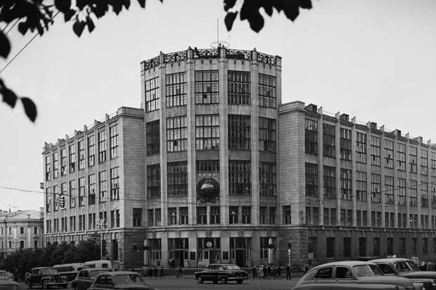 Будет выглядеть, как в 1927 году: Собянин рассказал о реставрации Центрального телеграфа