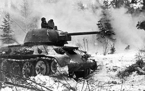 Танковый ас РККА бросился на помощь друзьям. Что случилось в последнем бою Самохина К.М.