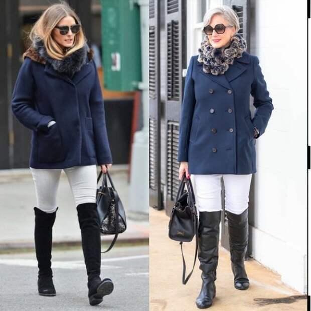 50-летняя американка доказала, что любая может одеваться не хуже звезды
