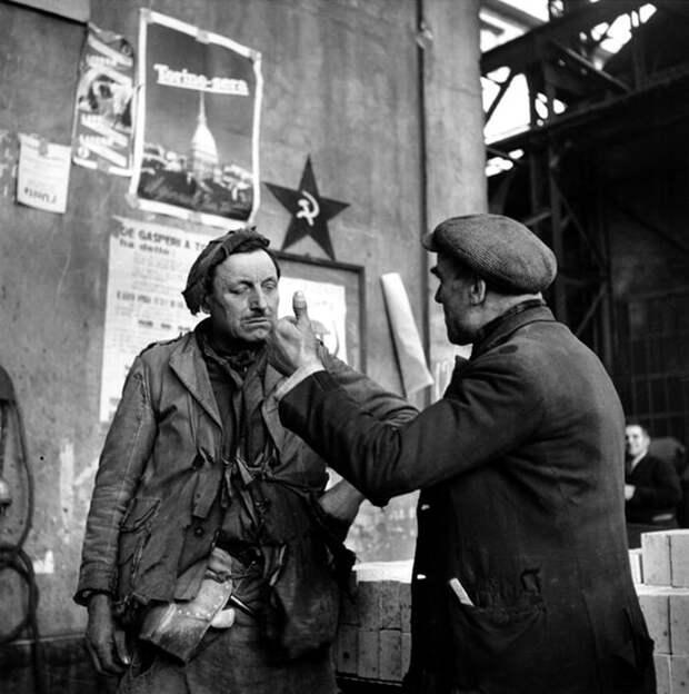 Жизнь в странах западной Европы в послевоенные годы