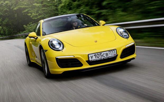Яндекс.Драйв позволит взять на прокат BMW и Porsche. Но не всем