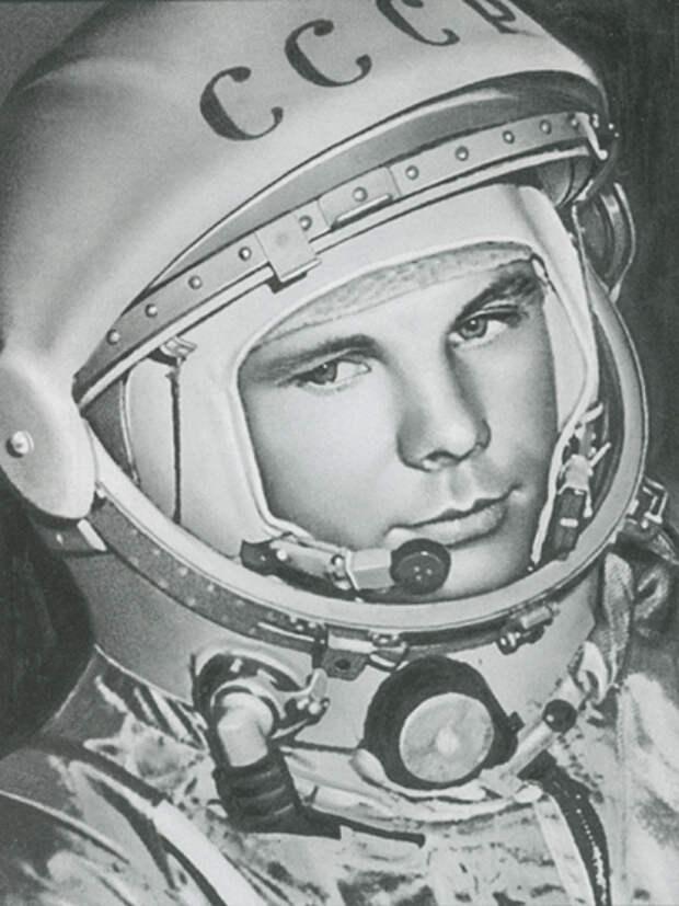 GagarinCloseup