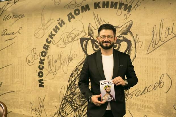 Михаил Галустян рассказал, кем мечтал стать в юности