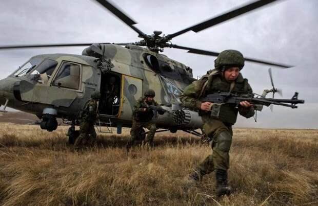 Британцев поразило военное возрождение России