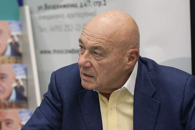 Познер покинул Грузию, где из-за его визита вспыхнул протест