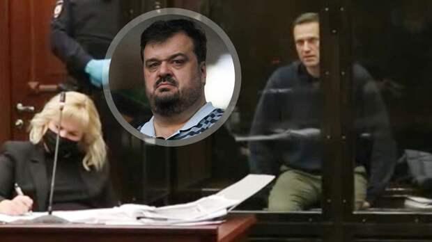 Уткин о приговоре суда оппозиционеру Навальному: «Нет ни эмоций, ни слов. Каждый день новое скотство»