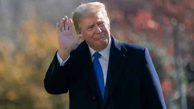 Госпереворот в США: Трамп наносит ответный удар