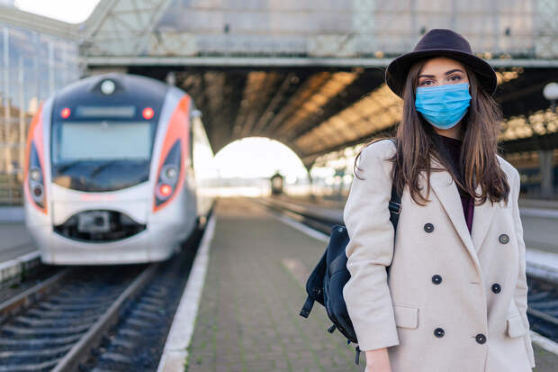 Экологи в ЕС предложили «пересесть» с самолётов на поезда