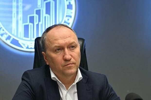 Бочкарёв: новый участок Калининско-Солнцевской линии готов более чем на 1/3