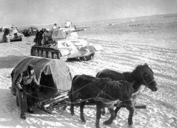 Николай Лебедев. Гроза румынской 1-й танковой дивизии