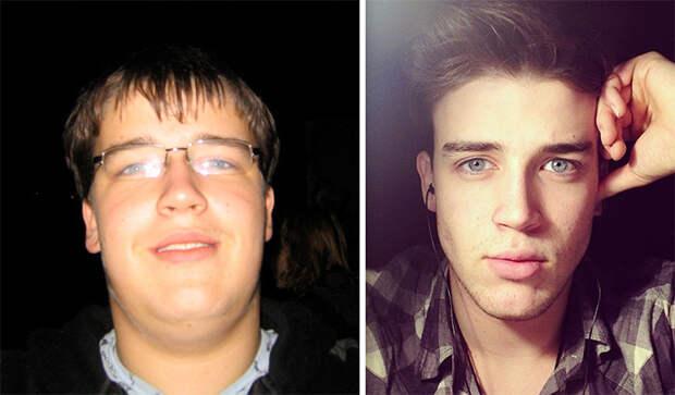 3. Разница в 32 кг похудение, результат