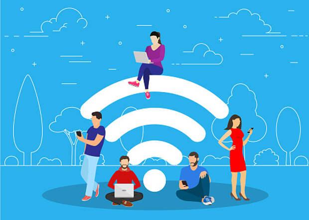 Бесплатный Wi-Fi появился на маршруте м10