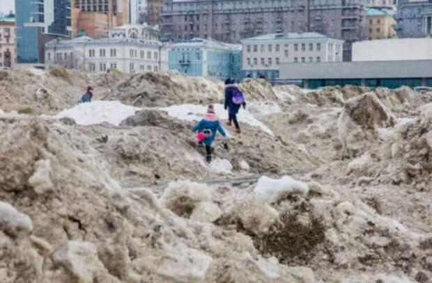 Самые грязные города России по мнению экологов (9 фото)