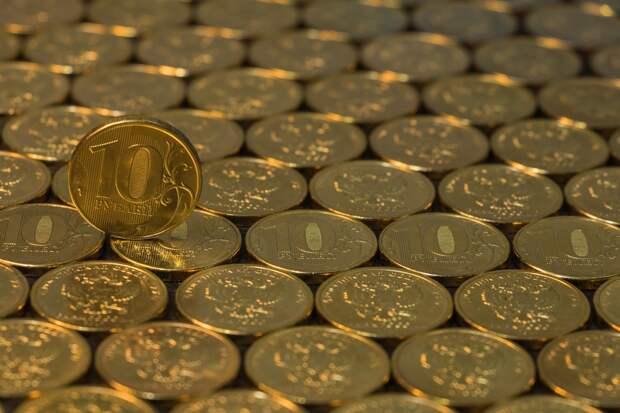 В России увеличилось количество поддельных монет