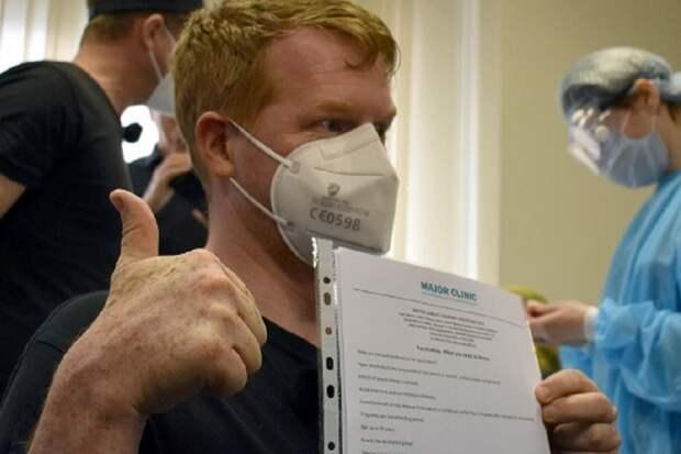 Немцы спасаются от COVID-19 в РФ – вакцинный туризм стал явью