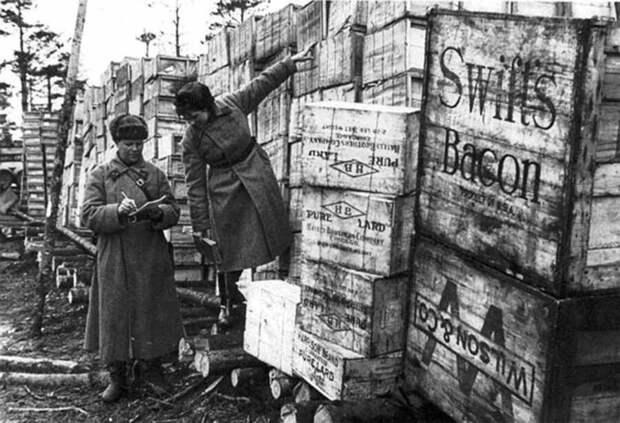 Благодарной памяти: как в годы войны зарубежье оказывало нам бескорыстную помощь