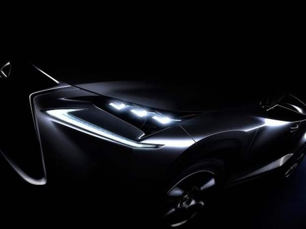 Новый Lexus RX дебютирует в Детройте