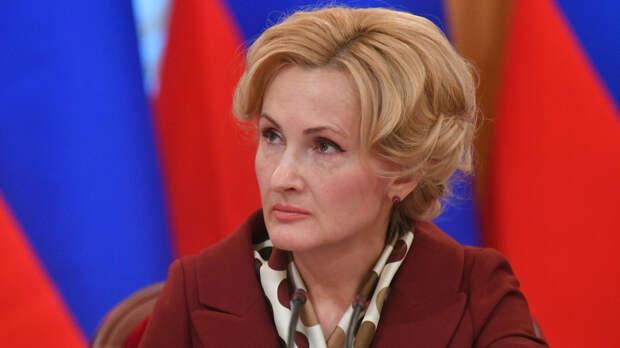 Яровая рассказала об ожиданиях от послания Путина