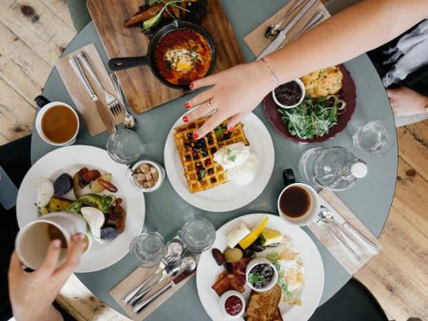 Турецкие диетологи составили топ-10 «омолаживающих» продуктов