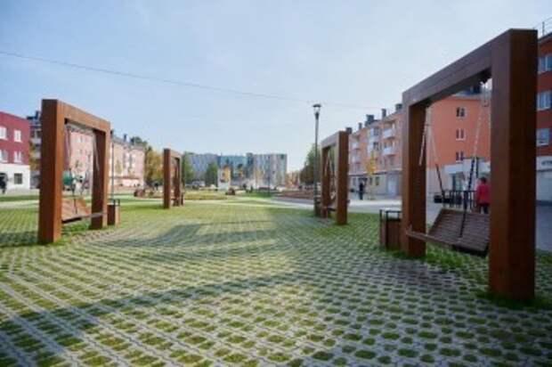 Улица Лейпунского признана одной из лучших в России