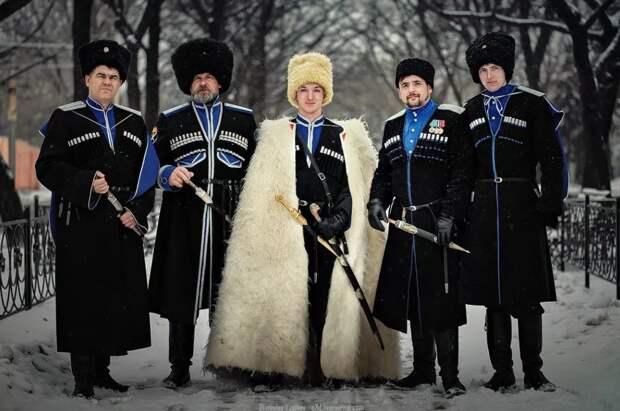 Лучшие казаки были были посланы в Туркменский поход.