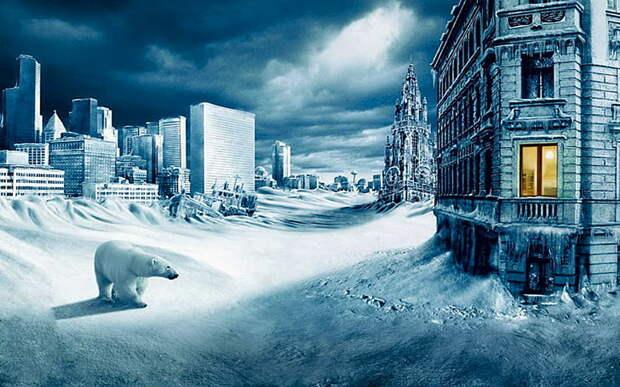 Глобальное потепление отменяется! Грядет ледниковый период