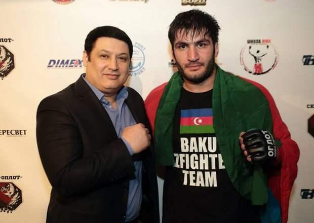 Боец Гаджибабаев уверен в хорошем завершении истории с Шугалеем