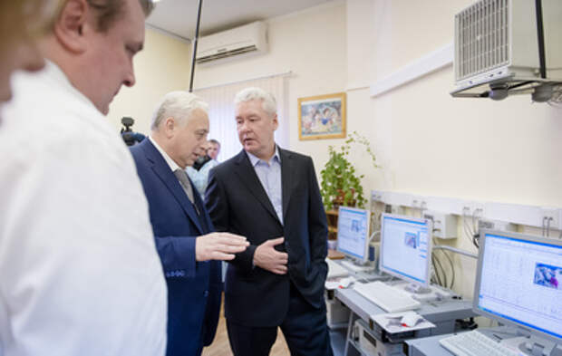 Москва продолжит программу модернизации здравоохранения