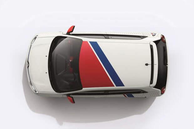 Самая маленькая модель Renault получила эксклюзивную версию