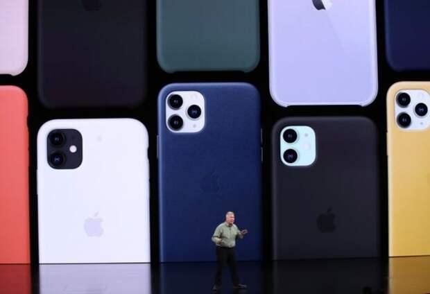 Стала известна цена нового iPhone в России