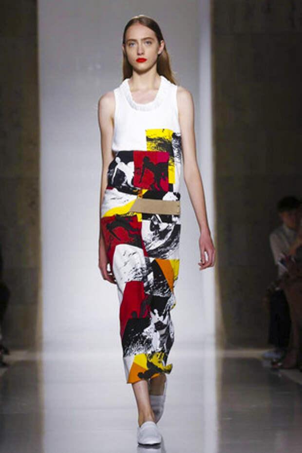 Неделя моды в Нью-Йорке: Victoria Beckham весна-лето 2016