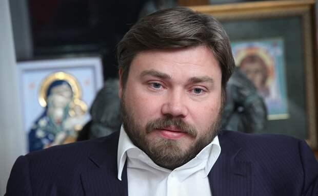 """Православный олигарх: """"Декоммунизация России до конца, пока красные звезды не сойдут с Кремля"""""""