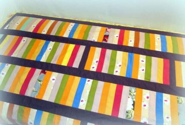 Долой квадраты: новые идеи лоскутных одеял, которые легко сшить