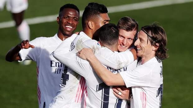 «Реал» победил «Валенсию» и поднялся на 2-е место в Ла Лиге