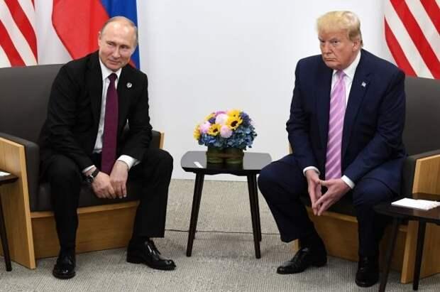 Трамп рассердился, когда узнал о пропущенном звонке от Путина