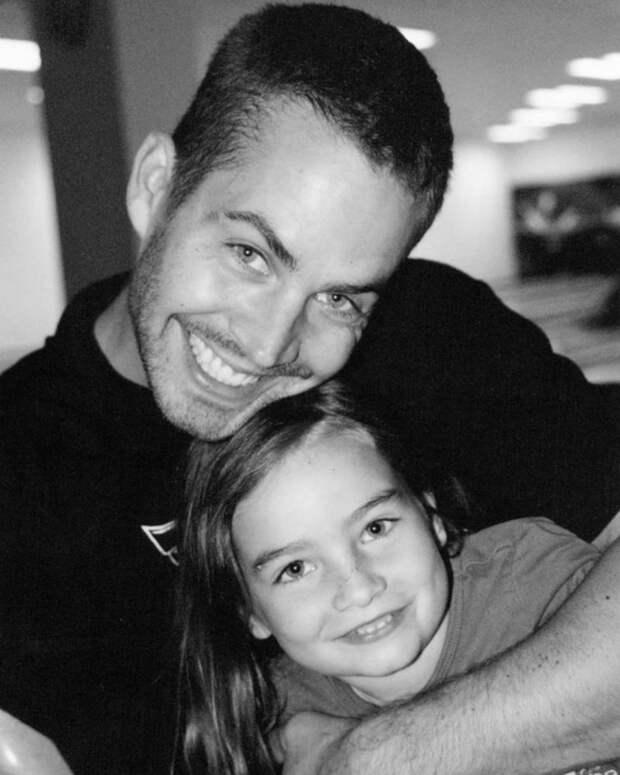 13 клевых фото Мидоу Уокер – дочери Пола Уокера