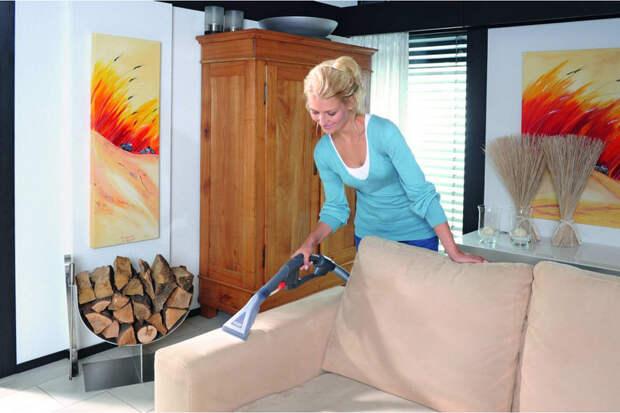 Народные способы чистки дивана