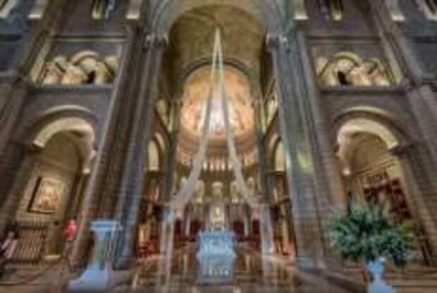 Международный фестиваль органной музыки в Монако