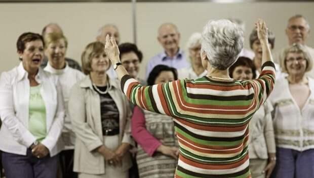 В Подольске до 30 марта приостановили занятия по проекту «Активное долголетие»