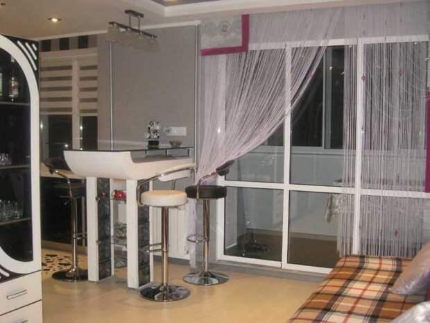 Как использовать шторы нити в интерьере: примеры красивого сочетания