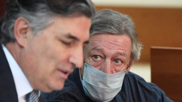 Адвокат посчитала резкое ухудшение здоровья Ефремова «цирковым выступлением»